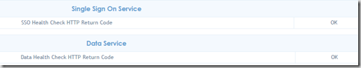 Web Service Section - Passing
