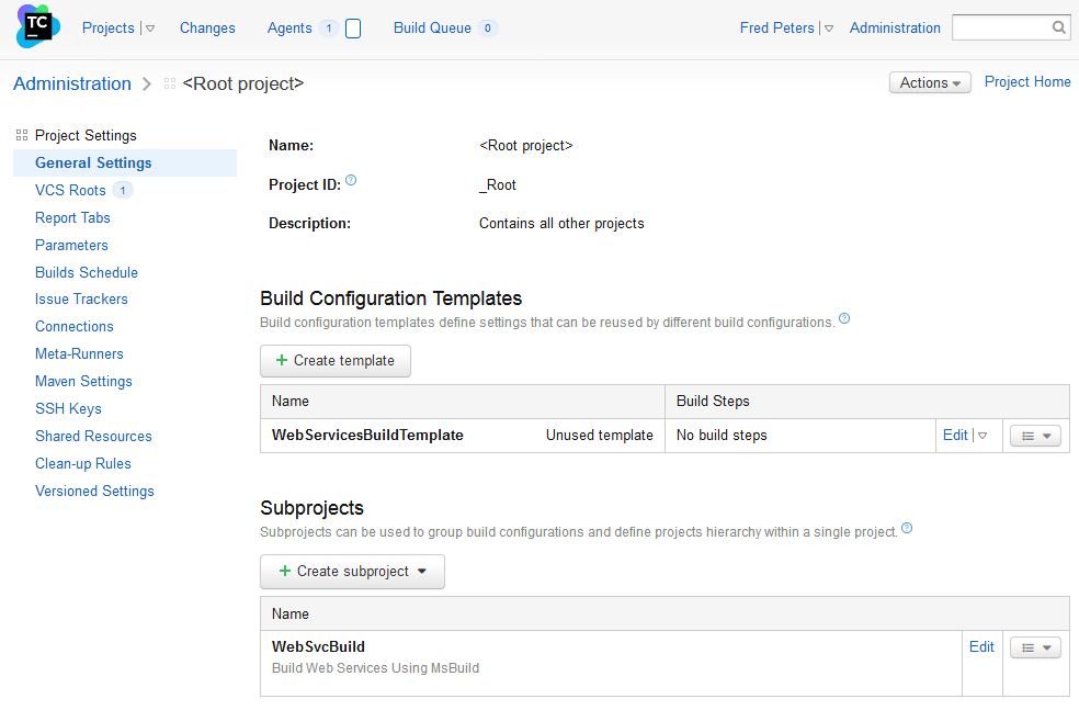 The Root Project